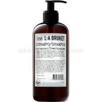 L:A Bruket Hair šampón pre normálne až suché vlasy koriader a čierne korenie  450 ml