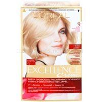 L'Oréal Paris Excellence Creme farba na vlasy odtieň 9 Light Natural Blonde