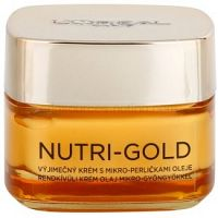 L'Oréal Paris Nutri-Gold denný krém  50 ml