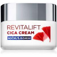 L'Oréal Paris Revitalift Cica Cream nočný krém proti vráskam  50 ml
