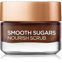 L'Oréal Paris Smooth Sugars Scrub peeling pre vyhladenie a výživu pleti  50 ml