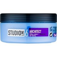 L'Oréal Paris Studio Line Architect vosk na vlasy so silnou fixáciou  75 ml
