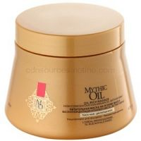 L'Oréal Professionnel Mythic Oil vyživujúca maska pre husté a nepoddajné vlasy bez parabénov  200 ml