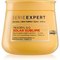 L'Oréal Professionnel Série Expert Solar Sublime vyživujúca maska pre vlasy namáhané slnkom  250 ml