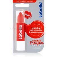 Labello Crayon tónujúci balzam na pery v ceruzke odtieň Poppy Red 3 g