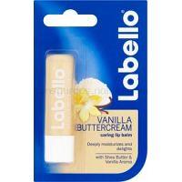 Labello Vanilla & Buttercream balzam na pery  4,8 g