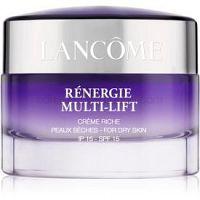 Lancôme Rénergie Multi-Lift výživný krém pre omladenie pleti s liftingovým efektom SPF 15  50 ml