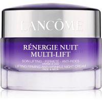 Lancôme Rénergie Nuit Multi-Lift nočný spevňujúci a protivráskový krém na tvár a krk  50 ml