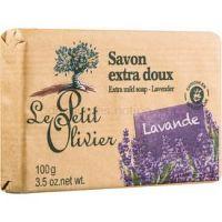 Le Petit Olivier Lavender extra jemné mydlo  100 g