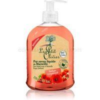 Le Petit Olivier Poppy Perfume tekuté mydlo  300 ml