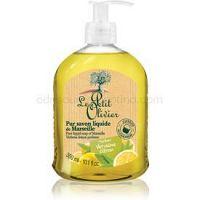 Le Petit Olivier Verbena & Lemon tekuté mydlo  300 ml