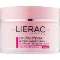 Lierac Body-Hydra+ výživný telový krém s hydratačným účinkom  200 ml