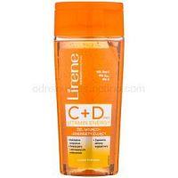 Lirene C+D Pro Vitamin Energy čistiaci gél s energizujúcim účinkom 30+  200 ml