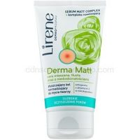 Lirene Derma Matt normalizujúci čistiaci gél s exfoliačným účinkom  150 ml