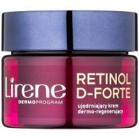 Lirene Retinol D-Forte 60+ spevňujúci nočný krém s regeneračným účinkom  50 ml