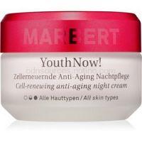 Marbert Anti-Aging Care YouthNow! protivráskový nočný krém pre obnovu pleťových buniek  50 ml