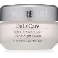 Marbert Basic Care Daily Care denný a nočný krém pre suchú pleť  50 ml