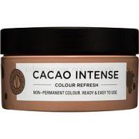 Maria Nila Colour Refresh Cacao Intense jemná vyživujúca maska bez permanentných farebných pigmentov výdrž 4-10 umytí 4.10 100 ml