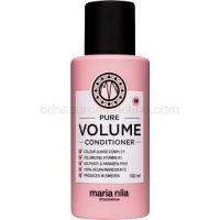Maria Nila Pure Volume kondicionér pre objem jemných vlasov s hydratačným účinkom bez sulfátov a parabénov  100 ml