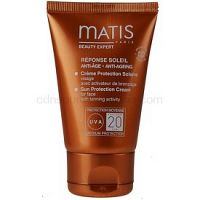 MATIS Paris Réponse Soleil opaľovací krém na tvár SPF 20  50 ml