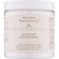 Michael Droste-Laux Basiches Naturkosmetik alkalická kúpeľová soľ pH 9,0 - 9,5  300 g