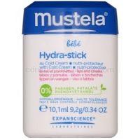 Mustela Bébé Hydra Stick ochranná hydratačná tyčinka pre deti  10 ml