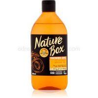 Nature Box Apricot revitalizačný sprchový gél  385 ml