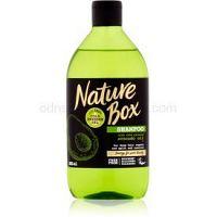 Nature Box Avocado hĺbkovo regeneračný šampón na rozstrapkané končeky vlasov  385 ml