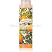 Nesti Dante Il Frutteto Olive and Tangerine sprchový gél a pena do kúpeľa  300 ml