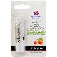 Neutrogena Norwegian Formula® Nordic Berry balzam na pery  4,8 g