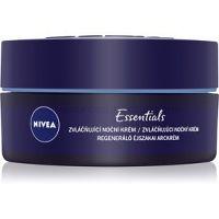 Nivea Aqua Effect regeneračný nočný krém pre normálnu až zmiešanú pleť  50 ml
