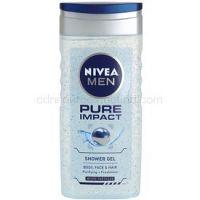 Nivea Men Pure Impact sprchový gél  250 ml