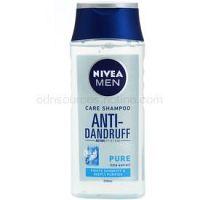 Nivea Men Pure šampón proti lupinám pre normálne až mastné vlasy  250 ml