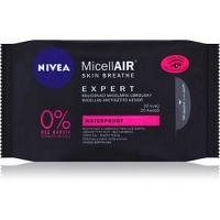 Nivea MicellAir  Expert odličovacie micelárne obrúsky  20 ks
