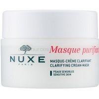 Nuxe Cleansers and Make-up Removers čistiaca maska pre citlivú pleť  50 ml