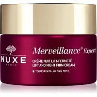 Nuxe Merveillance Expert nočný spevňujúci krém s liftingovým efektom  50 ml