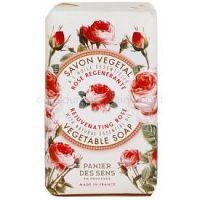 Panier des Sens Rose regeneračné rastlinné mydlo  150 g