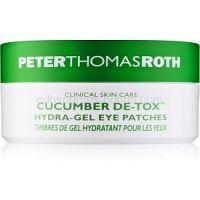 Peter Thomas Roth Cucumber De-Tox hydratačná gélová maska na oči 30 Pairs 30 ks