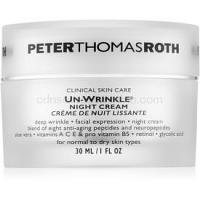 Peter Thomas Roth Un-Wrinkle protivráskový nočný krém  30 ml