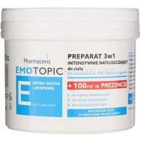 Pharmaceris E-Emotopic intenzívna olejová starostlivosť na telo pre deti i dospelých 3v1  400 ml