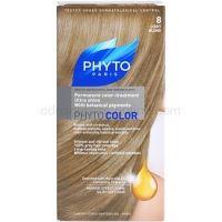 Phyto Color farba na vlasy odtieň 8 Light Blond
