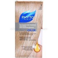 Phyto Color farba na vlasy odtieň 9 Very Light Blond