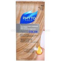 Phyto Color farba na vlasy odtieň 9D Very Light Golden Blond
