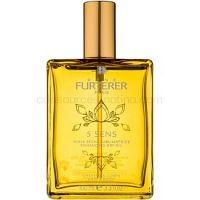Rene Furterer 5 Sens posilňujúci suchý olej na telo a vlasy  100 ml