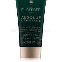 Rene Furterer Absolue Kératine obnovujúca maska pre extrémne poškodené vlasy  30 ml