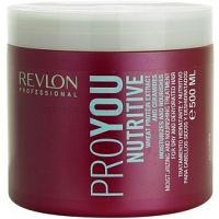 Revlon Professional Pro You Nutritive maska pre suché vlasy  500 ml