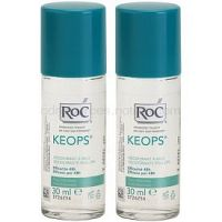 RoC Keops dezodorant roll-on 48h  2x30 ml