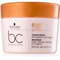 Schwarzkopf Professional BC Bonacure Time Restore Q10 maska pre jemné až normálne vlasy  200 ml