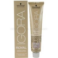 Schwarzkopf Professional IGORA Royal Absolutes farba na vlasy odtieň 9-50 9-50 9-50 9-50 (Colorists´s Anti-Age Color 60 ml