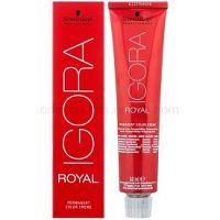 Schwarzkopf Professional IGORA Royal farba na vlasy odtieň 0-77  60 ml